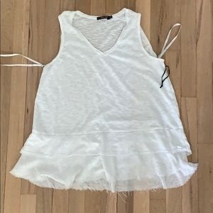 DOE & RAE TUNIC TANK NEVER WORN